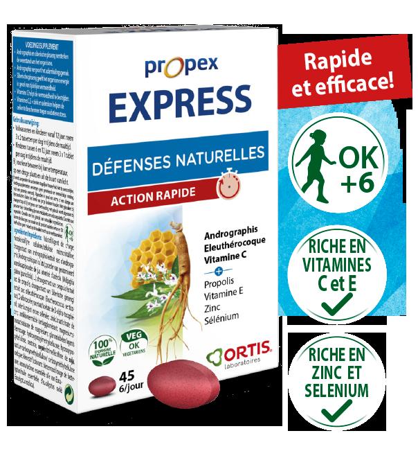 Propex Express - Rapide et efficace